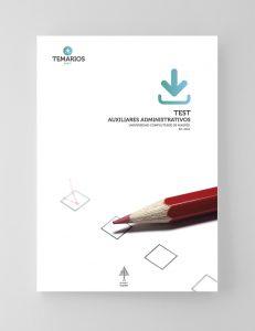 Test Auxiliares Administrativos Complutense Madrid - Temarios PDF