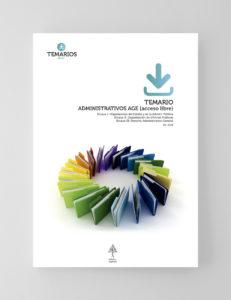 Temario Administrativos AGE - Acceso Libre - Bloque 2 y 3 - Temarios PDF