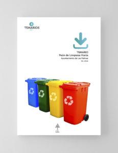 Temario Peón Limpieza Viaria - Ayuntamiento Las Palmas - Temarios PDF