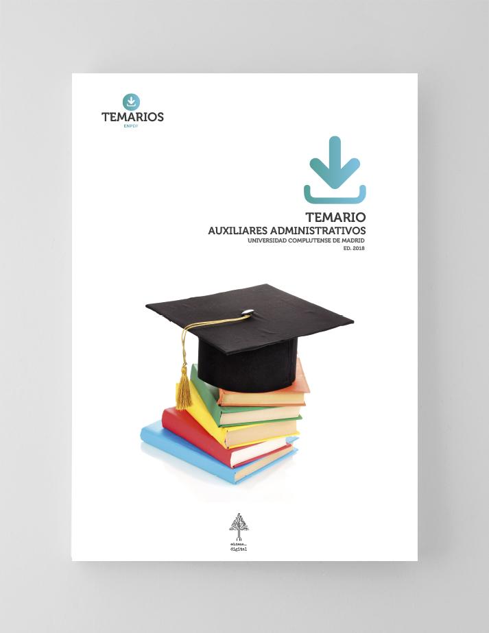 Temarios - Auxiliares Administrativos - Complutense Madrid - Temarios PDF