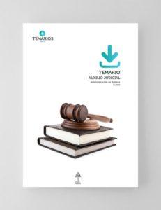 Temario - Auxilio Judicial Administración Justicia - Temarios PDF