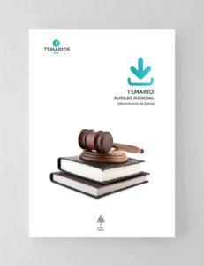 Temario Auxilio Judicial Administración de Justicia