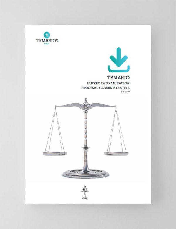 Temario - Cuerpo Tramitación Procesal Administrativa - Temarios PDF