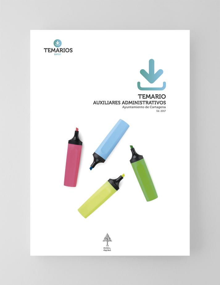 Temario Auxiliares Servicio - Ayuntamiento Cartagena - Temarios PDF