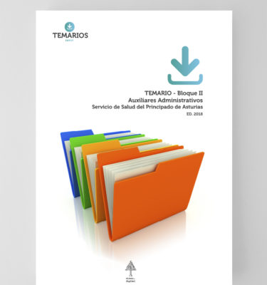 Pack Temario Administrativos - Bloque 2 - Servicio Salud Asturias - Temarios PDF