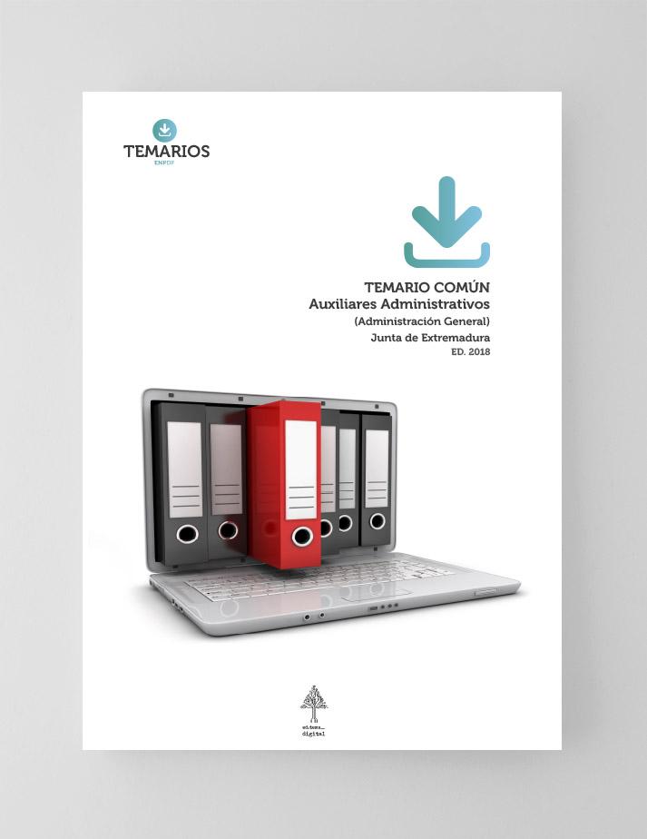 Temario Auxiliares Administrativos - Junta Extremadura - Temarios PDF