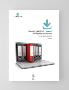 Temario Auxiliares Administrativos - Bloque 1 - Junta Extremadura - Temarios PDF