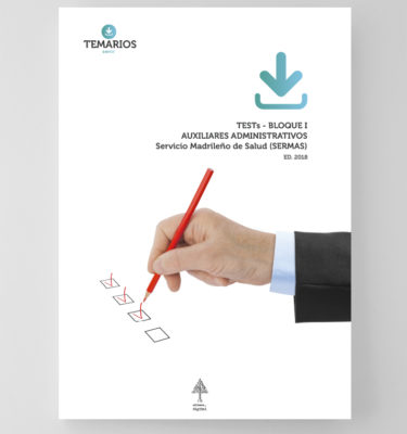 Temario - Auxiliares Administrativos - Bloque 1 SERMAS - Temarios PDF