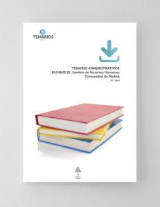 Temario Administrativos - Bloque 3 - Comunidad Madrid - Temarios PDF