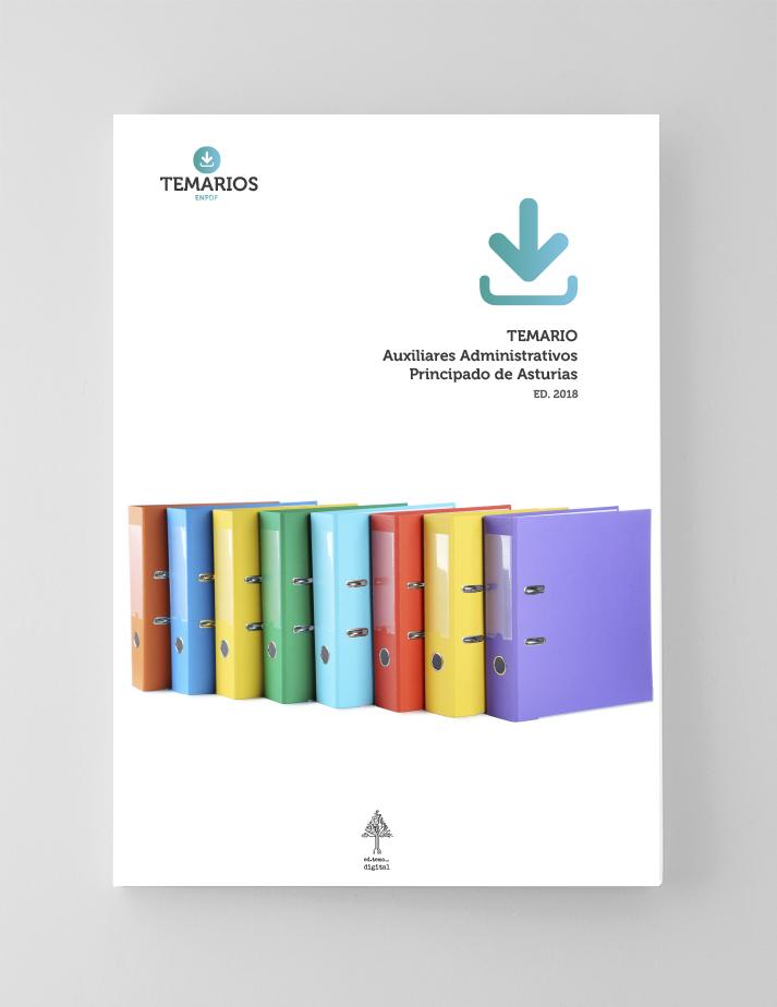 Temario - Auxiliares Administrativos - Asturias - Temarios PDF