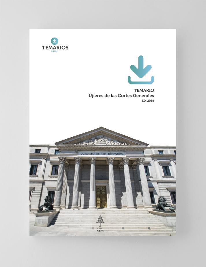 Temario Ujieres Cortes Generales - Temarios PDF