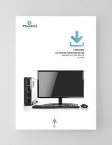 Test Repaso Auxiliares Administrativos Ayuntamiento Murcia - Temarios PDF