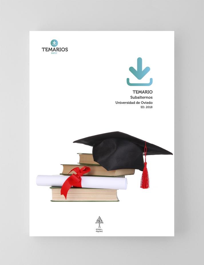 Temario Subalternos Universidad de Oviedo - Temarios PDF