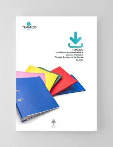 Temario Auxiliares Administrativos Servicios Tributarios Ceuta 2020