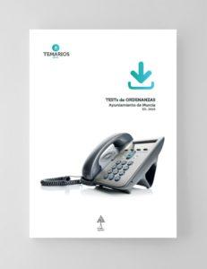 Test Ordenanzas Ayuntamiento de Murcia - Temarios PDF