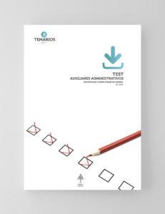 Test Auxiliares Administrativos Universidad Complutense - Temarios PDF
