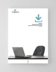 Temarios Auxiliares Administrativos Ayuntamiento Torrejón de Ardoz - Temarios PDF