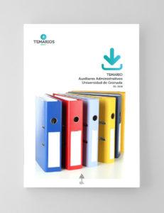 Temario Auxiliares Administrativos - Universidad Granada - Temarios PDF