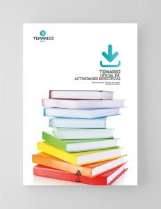 Temario Oficial de Actividades Específicas - Temarios PDF