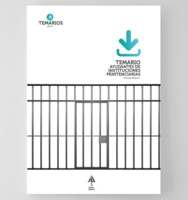Temario Ayudantes Instituciones Penitenciarias - Temarios PDF