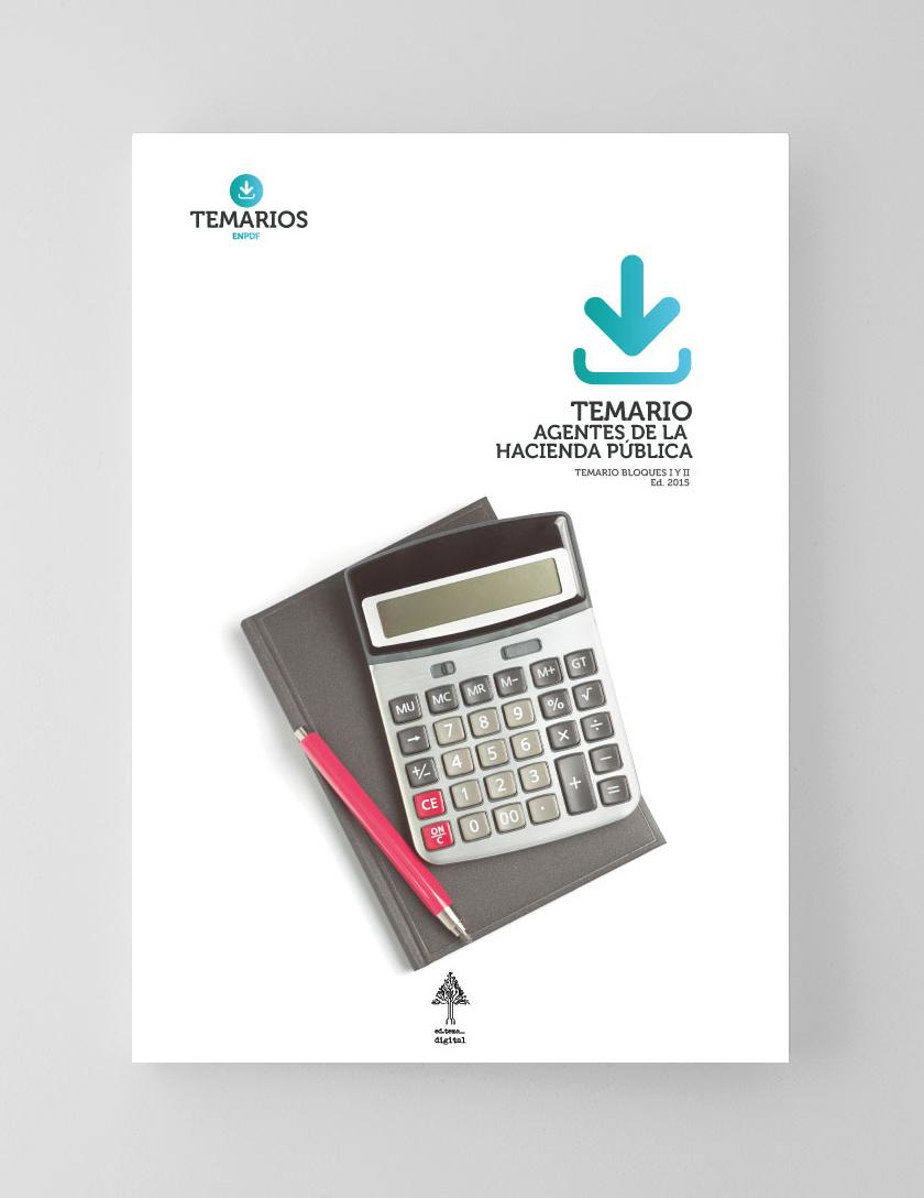 Temario PDF Agentes de Hacienda Pública