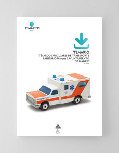 Temario Técnicos Auxiliares Transporte Sanitario Ayuntamiento Madrid - Temarios PDF