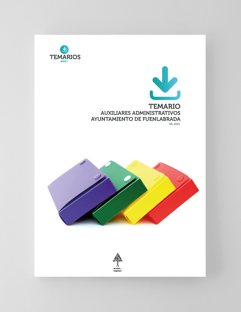 Temario Auxiliares Administrativos Ayuntamiento Fuenlabrada - Temarios PDF