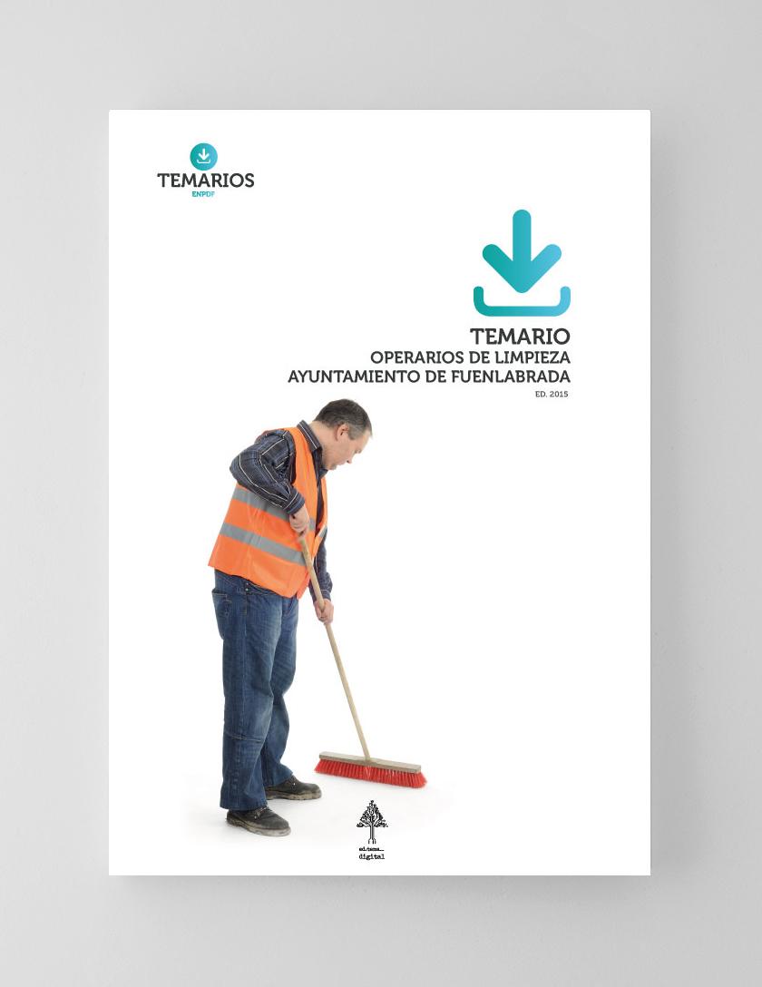 Temario Operarios Limpieza Ayuntamiento Fuenlabrada - Temarios PDF