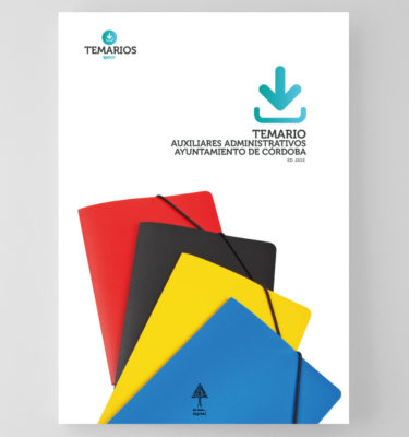 Temario Auxiliares Administrativos Ayuntamiento Córdoba - Temarios PDF