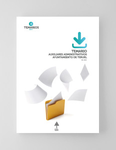 Temario Auxiliares Administrativos Ayuntamiento Teruel - Temarios PDF