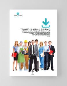 Temario General y Jurídico Oficios Varios Toledo - Temarios PDF
