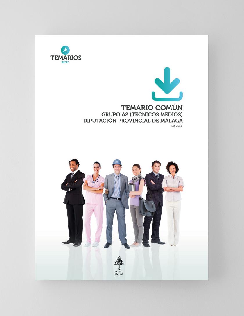 Temario Común Técnicos Medios Málaga - Temarios PDF