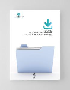 Temario Auxiliares Administrativos Málaga - Temarios PDF