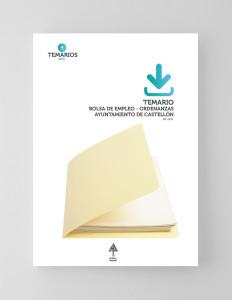 Temario Bolsa Empleo Ordenanzas Ayuntamiento Castellón - Temarios PDF