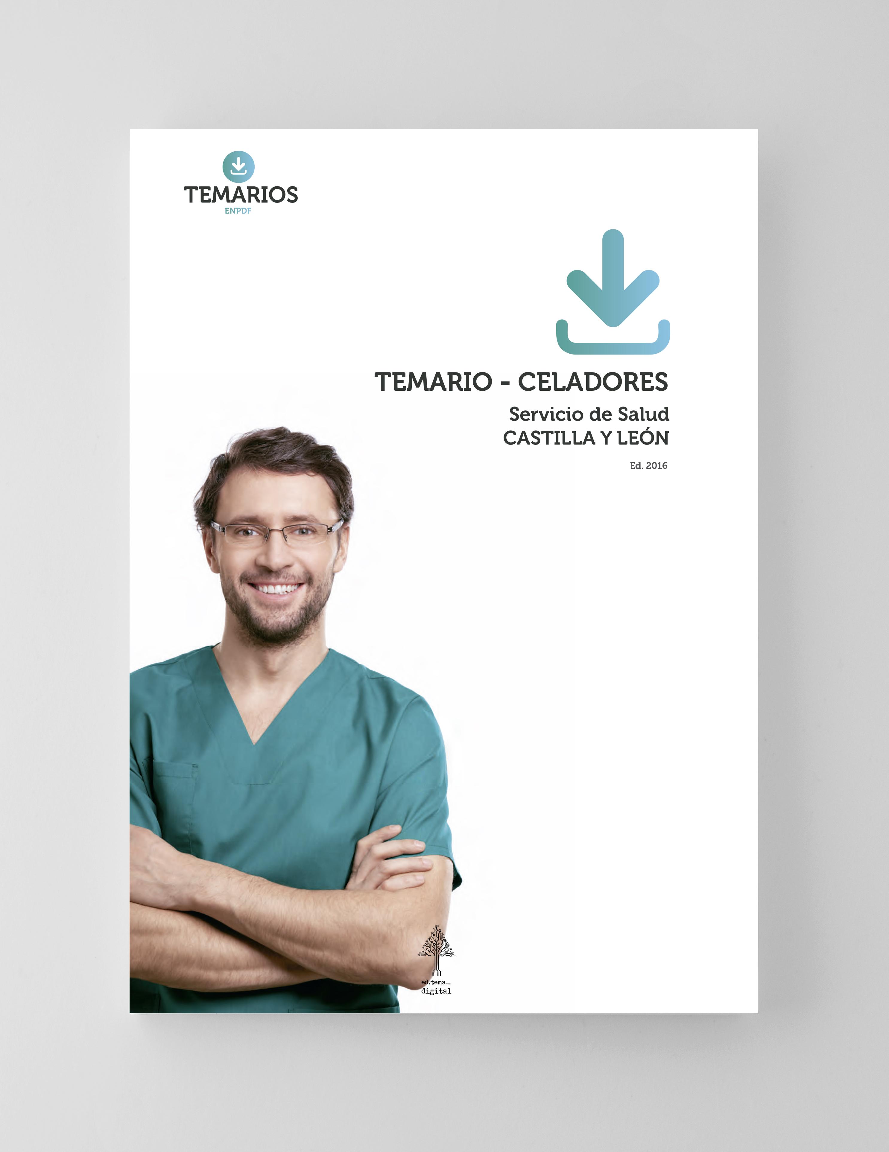 Temario Celadores Servicios Salud Castilla León - Temarios PDF