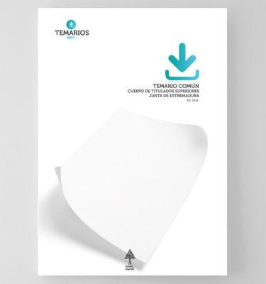 Temario Común Cuerpo Titulados Superiores - Junta Extremadura - Temarios PDF
