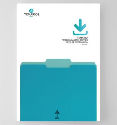 Temario Personal Laboral Grupo II Junta Extremadura - Temarios PDF