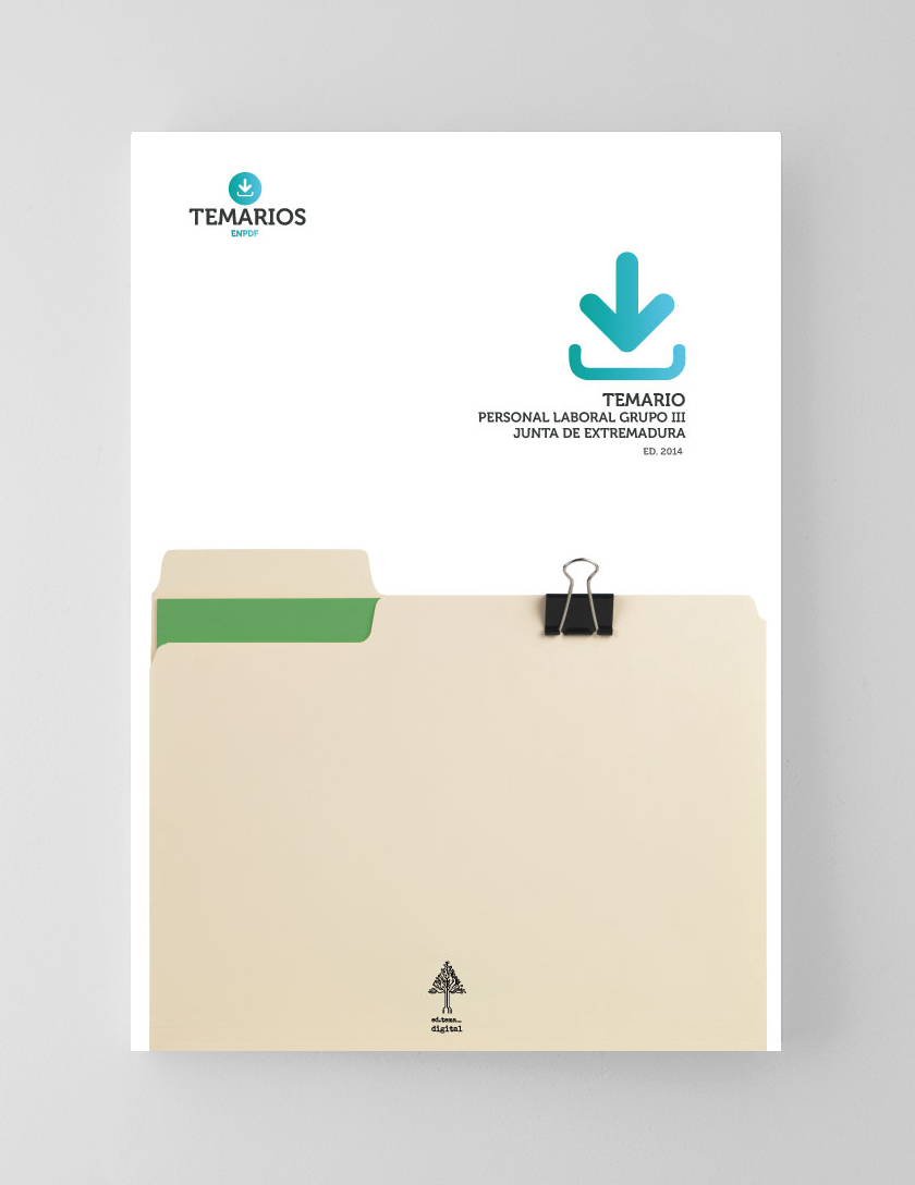 Temario Personal Laboral Grupo III Junta Extremadura - Temarios PDF