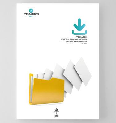 Temario Personal Laboral Grupo IV Junta Extremadura - Temarios PDF