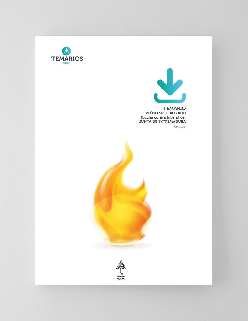 Temario Peón Especializado - Junta Extremadura - Temarios PDF