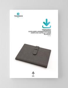 Temario Auxiliares Administrativos Junta Castilla León - Bloque 1 - Temarios PDF