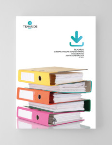 Temario Cuerpo Auxiliar Administrativo - Junta Andalucía Parte 2 - Temarios PDF
