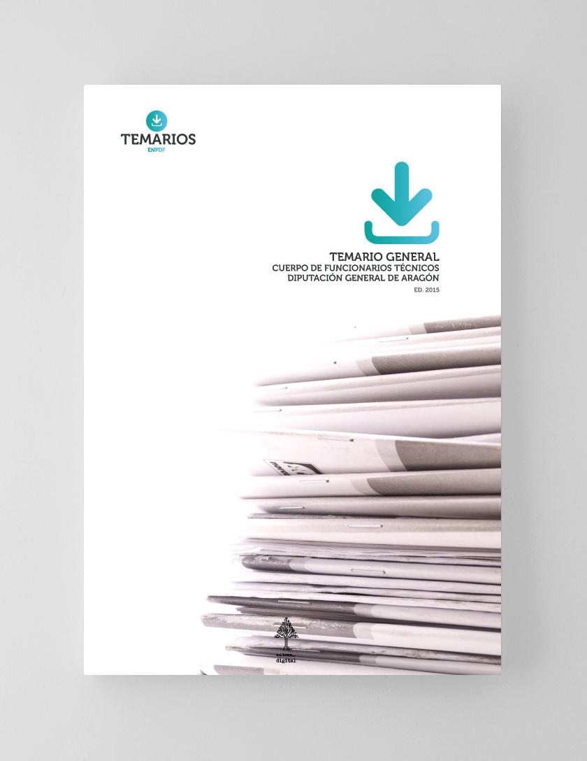 Temario General Funcionarios Técnicos - Diputación General Aragón - Temarios PDF