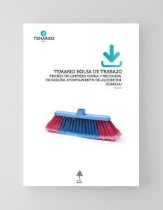 Temario Bolsa de Trabajo - Peones de Limpieza Ayuntamiento Alcorcón - Temarios PDF