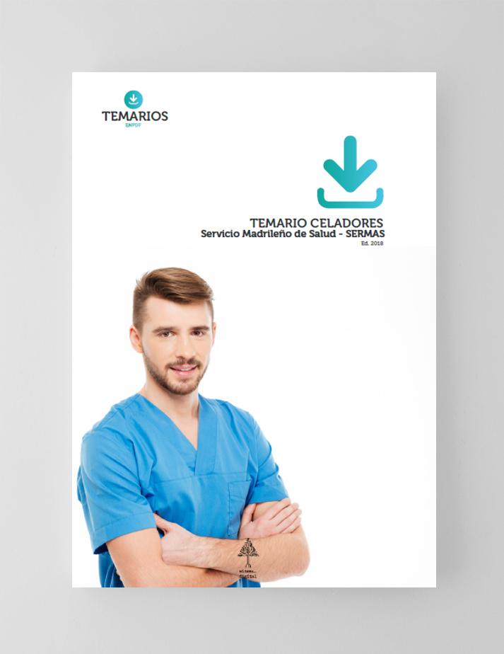 Temario Celadores Servicio Madrileño Salud - Temarios PDF
