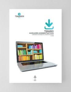 Temario Auxiliares Administrativos Comunidad Autónoma Murcia - Temarios PDF