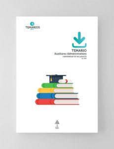 Temario Auxiliares Administrativos Universidad de Valladolid 2020