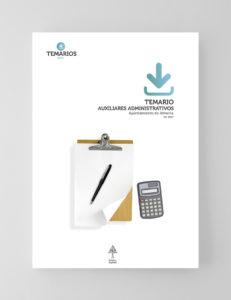 Temario - Auxiliares Administrativos Ayuntamiento Almería - Temarios PDF
