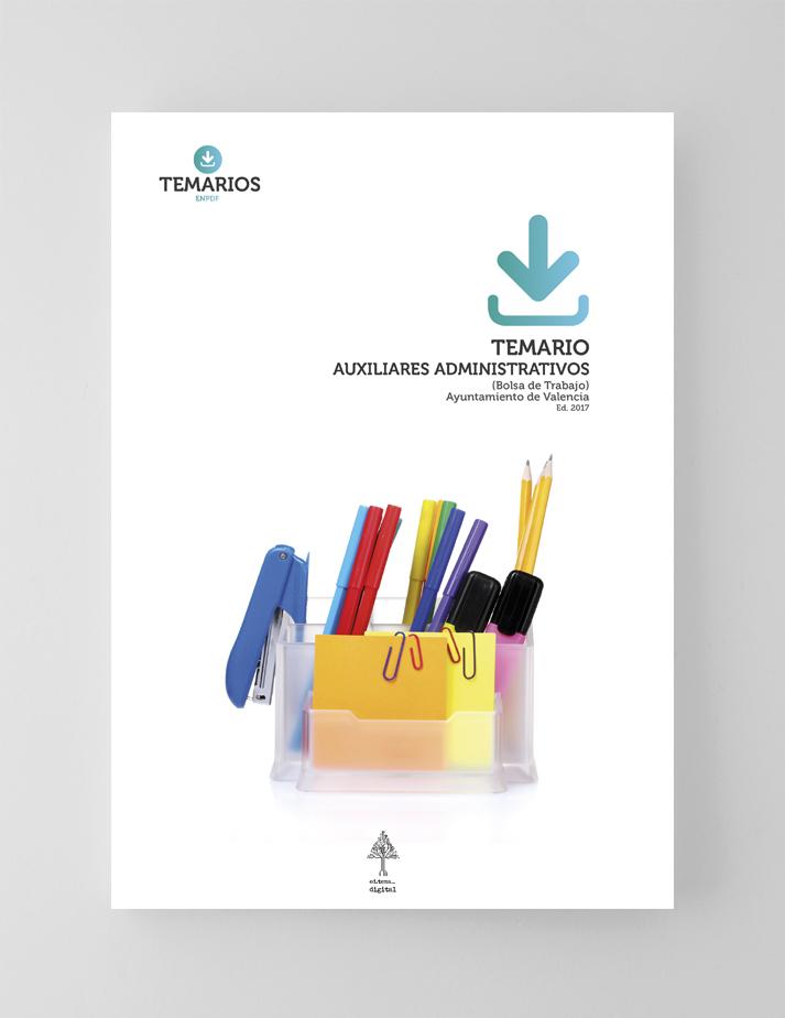 Temario Auxiliares Administrativo Ayuntamiento Valencia Bolsa Trabajo - Temarios PDF