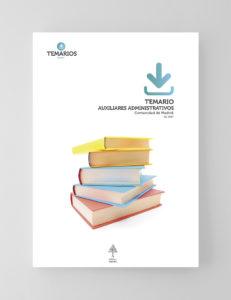 Temario Auxiliares Administrativos - Comunidad Madrid - Temarios PDF